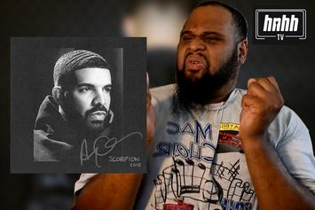 "BigQuint Busts A Move During Vigorous Reaction To Drake's ""Nonstop"""