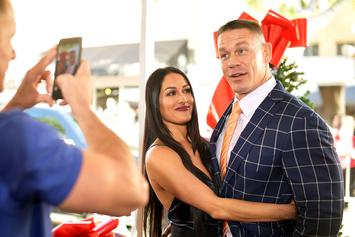 """John Cena & Nikki Bella Have Once Again Put Wedding On Hold & Are """"Just Friends"""""""