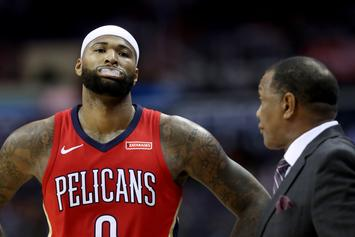 Lakers Reportedly Passed On Signing DeMarcus Cousins At $5 Million For 1 Year