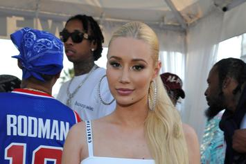 Iggy Azalea & Tyga Get Up Close And Personal In Behind The Scenes Video Shoot