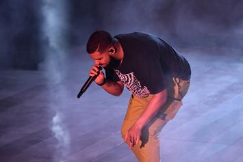 Drake Set To Make Surprise Appearance At Wireless Festival This Weekend: Report