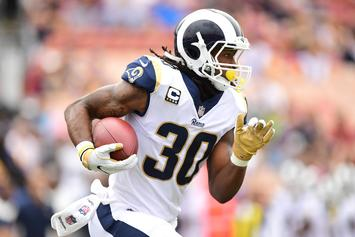 """Todd Gurley Says """"2021 NFL Lockout"""" Will Pave Way For Guaranteed Contracts"""