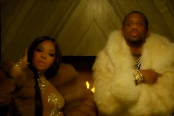 "Ashanti Joins Fabolous In The Upgraded Remix To ""Ashanti"""