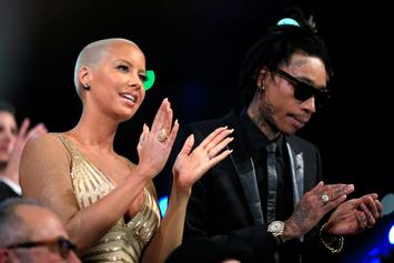 Wiz Khalifa's Rumored New Girlfriend Co-Signed By Amber Rose