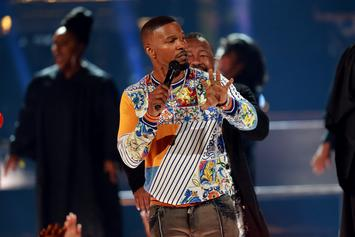 Jamie Foxx Cleared From Penis Slapping Accusations