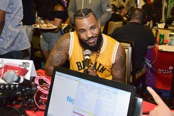 The Game Wants Kim Kardashian To Run For President In 2020