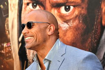 Dwayne The Rock Johnson Is Too Busy To Run For President In 2020