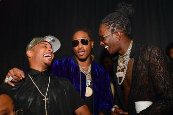 Previously Unheard Young Thug & Future Track With Quavo Has Leaked: Listen