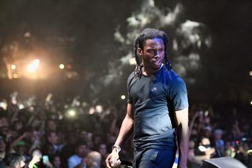 "Denzel Curry Posts U.S. & European Tour Dates In Support Of ""TA13OO"" Album"