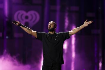 """Listen To Drake's """"Fire In The Booth"""" Freestyle"""
