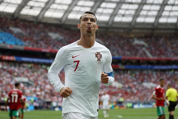 Napoli Passed On Cristiano Ronaldo Due To Risk Of Bankruptcy: Report