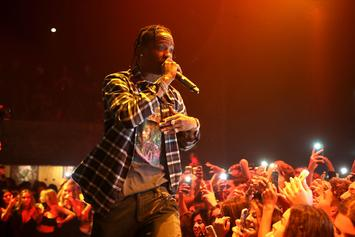 "Travis Scott Teases ""Astroworld"" Further: ""Worry Not"""