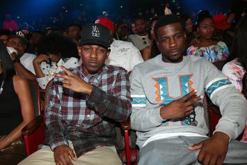 "Jay Rock Likens Himself & Kendrick Lamar To ""Shaq & Kobe"""