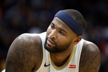 DeMarcus Cousins Explains Decision To Sign With Warriors