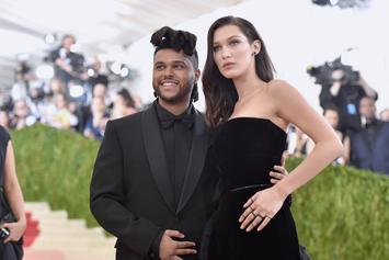 The Weeknd And Bella Hadid Party Together In Tokyo
