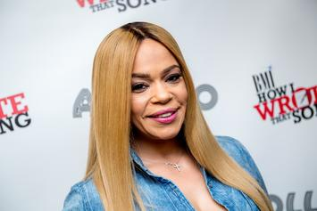 Faith Evans' Marriage License Excludes The Notorious B.I.G. As First Husband: Report