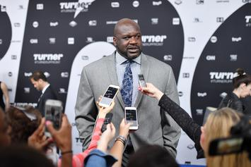Shaq Dives Into Danger For Shark Week