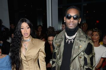 Cardi B's Baby Girl Is Having Mood Swings Like Offset