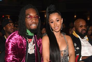 Cardi B Provides Some Funny Commentary For The New Gifts Offset Bought Her