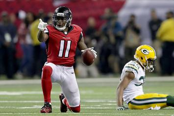 Julio Jones Reporting To Falcons Camp After Team Revises Contract