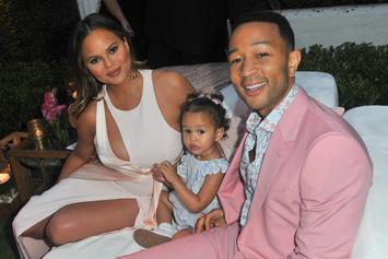Chrissy Teigen & Daughter Make Friends With A Bug That Turns Out To Be Deadly