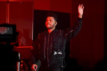 "The Weeknd Drops Off More Merchandise Dubbed The ""FESTIVAL"" Collection"