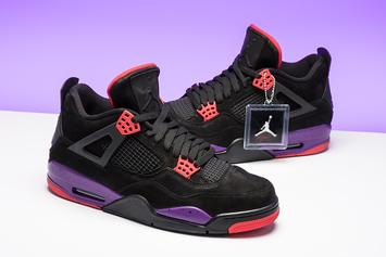"Air Jordan 4 ""Raptors"" Release Date Confirmed"