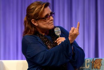 Carrie Fisher To Be Resurrected For New Star Wars Movie