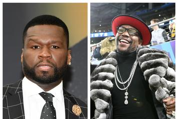 50 Cent and Floyd Mayweather Beef: How It All Started