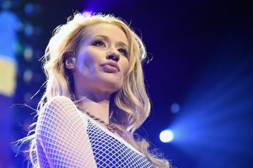 Iggy Azalea Freaked Out By Hip Hop Houdini Magic Trick: Watch