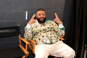 DJ Khaled Tries Goat Yoga In Funny New Rum Ad
