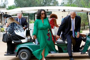 Oprah Winfrey Says Her Favorite Date Night Consists Of Cooking For Stedman Graham
