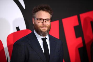 "Seth Rogen Set To Revive ""American Gladiators"" Game Show"