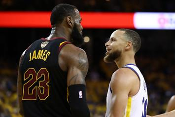 "Steph Curry: Trump's Tweets To LeBron ""Based In Racism"""