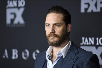"Tom Hardy ""Fonzo"" Photo Gives Another Look At Insane Transformation Into Al Capone"