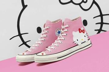 Converse x Hello Kitty Collection Revealed: Release Details