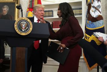 Omarosa Secretly Taped Donald Trump During Her White House Stint: Report