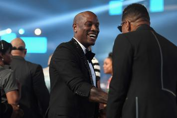"""Tyrese's Ex Says """"Anger Issues"""" Should Prevent Him From Moving Daughter To Atlanta"""