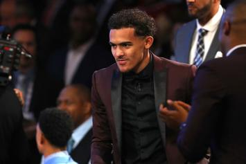 Trae Young NBA 2K19 Rating Revealed