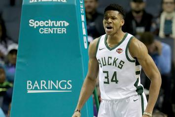 """Giannis Antetokounmpo Ain't Buggin': """"I Was The Next Chosen One Since I Arrived"""""""