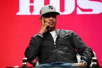"""T.I. Shares A Sneak Peek At His Look For """"Dolemite Is My Name!"""" Movie"""