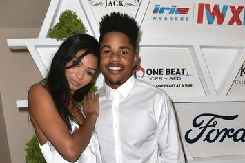 Chanel Iman & Sterling Shepard Welcome Baby Girl Cali Clay