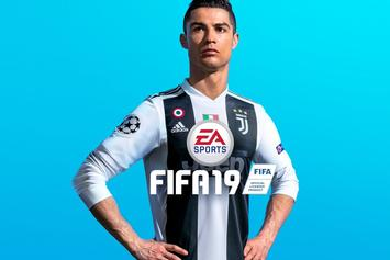 Cristiano Ronaldo, Neymar Featured On FIFA 19 Cover