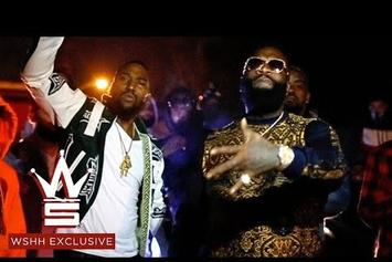 """Rick Ross & Omelly Team Up For The """"Gummo (Remix)"""" Music Video"""
