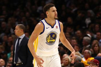 "Klay Thompson's Father Speaks: ""Klay's Going To Retire In The Warriors' Uniform"""