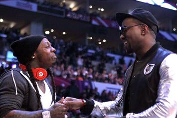 2 Chainz Snaps Proof Of Kanye West & Lil Wayne's Bromance At Wedding