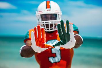 Adidas, University Of Miami Unveil New Uniforms Made From Plastic Waste