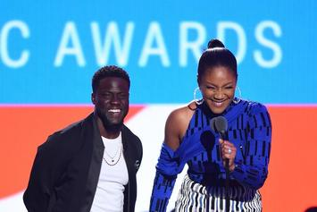 Kevin Hart Roasts Lil Pump & Lil Xan For Their Face Tattoos During VMA Speech