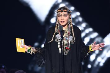 Madonna's Self-Centered Aretha Franklin Tribute At VMAs Faces Criticism