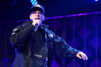 "Logic's ""1-800-273-8255"" Goes Five Times Platinum"